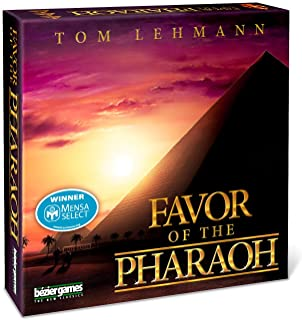favor of the pharaoh extra dice