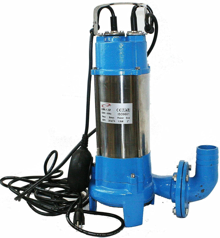 2HP Submersible Trash Sewage Sale Special Price Ejector Water Bargain Drain Pump Sump Plumb