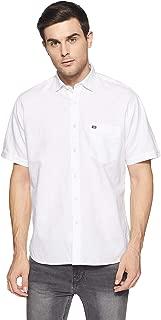 Arrow Sports Men's Solid Regular Fit Casual Shirt