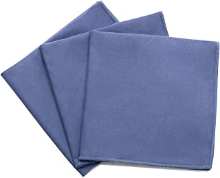 Fuller Brush Specialty Suede Microfiber Cloths - Restores Luster to Wood & Leather - Extra Large 16