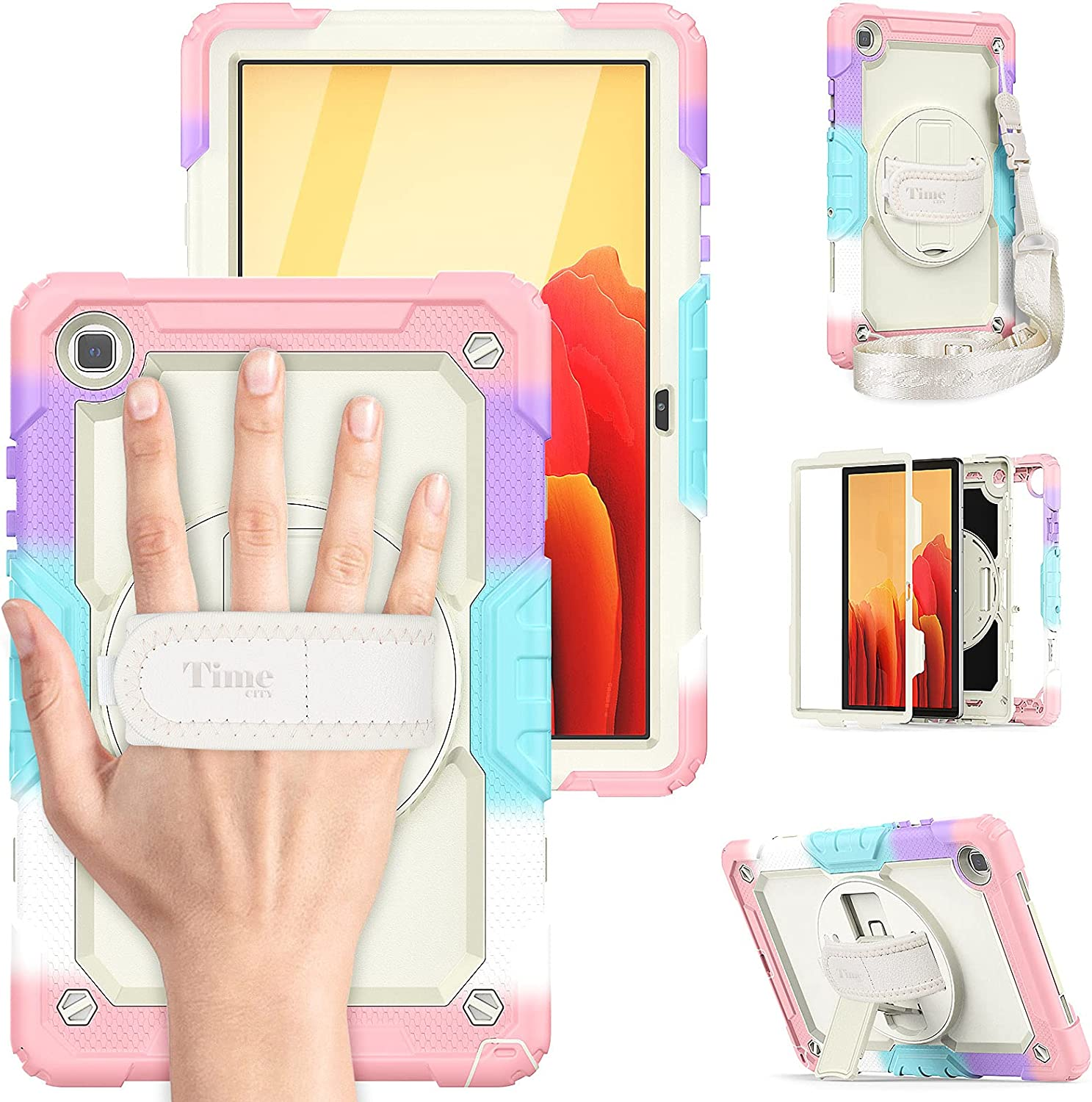 Timecity Case for Samsung Galaxy Tab 2020 Selling and selling Ranking TOP5 SM-T500 A7 10.4 inch