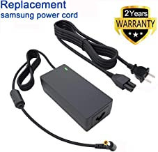TYZEST 19V Ac Adapter for Samsung LCD LED HDTV TV Plasma DLP Monitor Power Cord Charger Replacement Adapter Supply Compatible with A4819-FDY UN32J UN22H 22