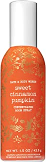 Bath and Body Works Sweet Cinnamon Pumpkin Concentrated Room Spray 1.5 Ounce