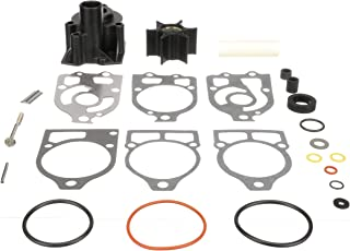 Quicksilver Mercury Marine Mercruiser Water Pump Impeller Repair Kit for Outboard & Alpha One Sterndrive 46-96148A8