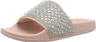 Skechers Pop Ups 34210-bbk Chaussures de Plage /& Piscine Femme