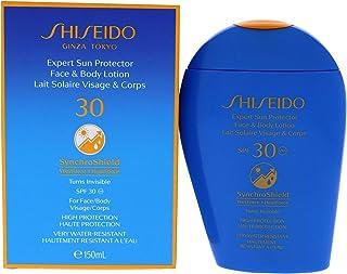 Shiseido Expert Sun Protector Face And Body Lotion SPF 30 For Women Sunscreen, 150 ml