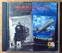 Maximum Tycoon (Railroad Tycoon II Platinum, Airport Tycoon 2)
