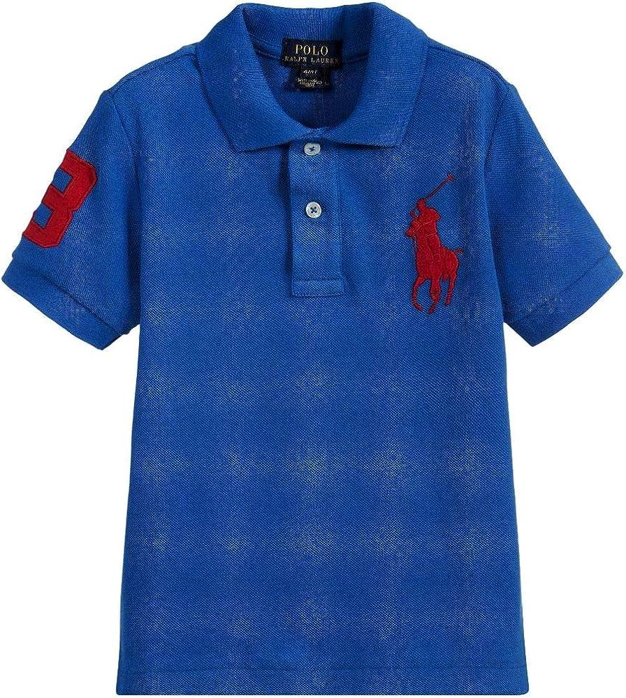 Ralph Lauren Boys Big Pony Polo Shirt
