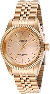 Specialty Rose Gold Dial Ladies Watch 29417