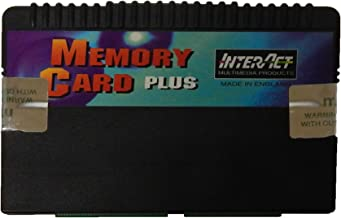 InterAct Memory Card Plus (Sega Saturn)