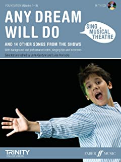 Sing Musical Theatre: Any Dream Will Do