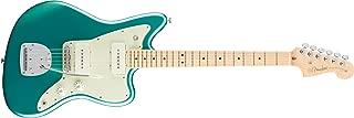 Fender American Professional Jazzmaster - Mystic Seafoam with Maple Fingerboard