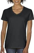 Gildan Women's Heavy Cotton V-Neck T-Shirt, 2-Pack