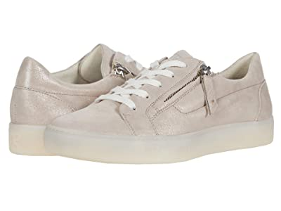 Paul Green Carla Sneaker (Cachemire Metallic Suede) Women