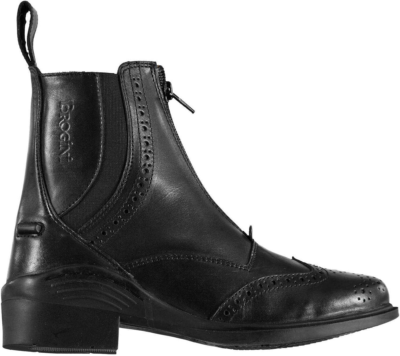 Brogini Epsom Jodhpur Boots Womens Footwear shoes