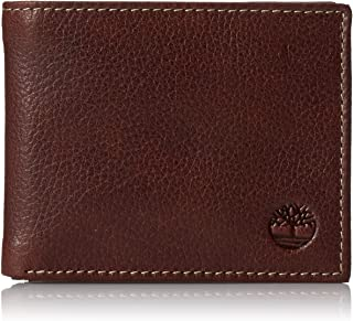 Timberland Leather Men's Cloudy Passcase, Tan