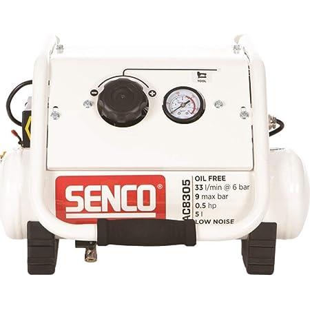 Senco Ac24050 Silent Running Compressor Baumarkt