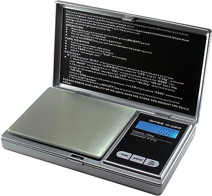 Feinwaage Waage Briefwaage KD-100 von DIPSE 100g x 0,01g verschiedene Farben zur Auswahl Taschenwaage