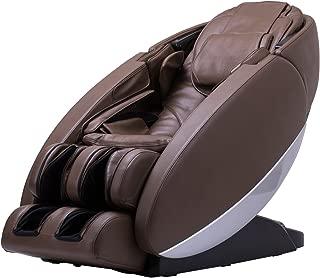 Human Touch Novo Full Body Coverage Zero-Gravity L-Track Massage Chair, Espresso Color