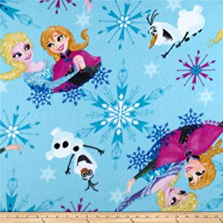 Best disney frozen fleece by the yard Reviews