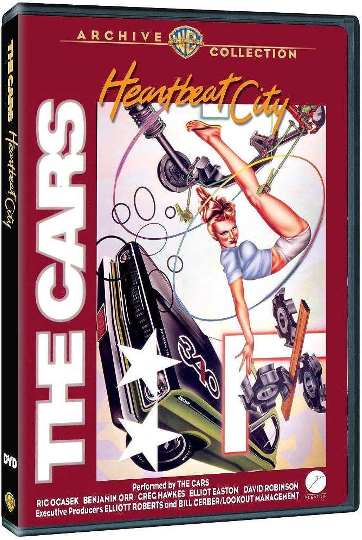 The Cars,  Heartbeat City [Region 1]