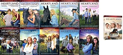 Heartland Seasons 1-11 DVD