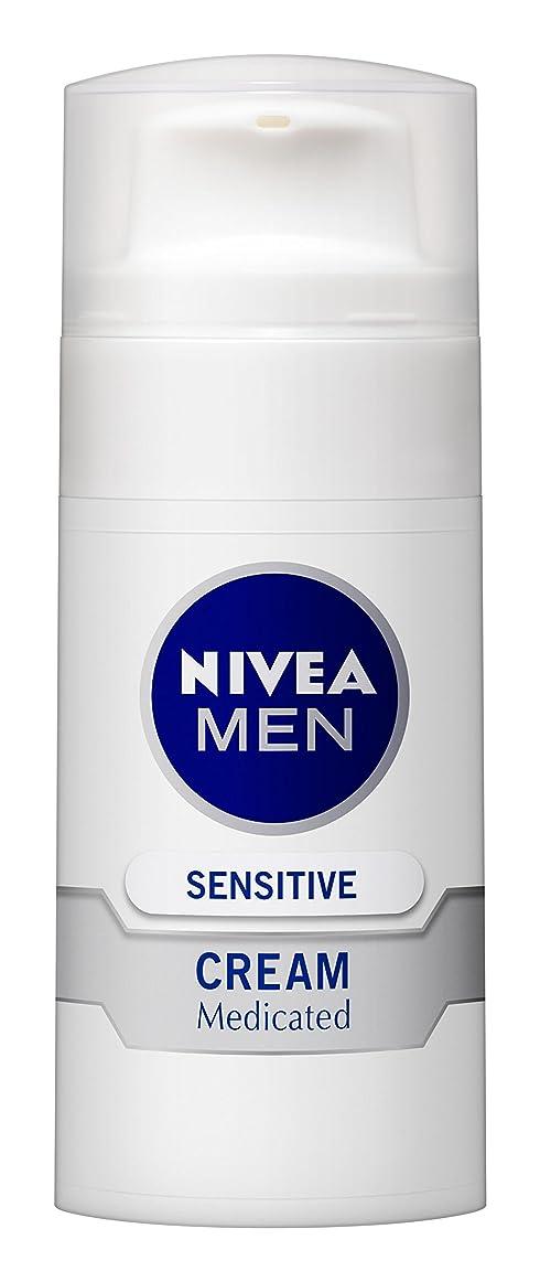 医薬品条件付きジャンプするニベアメン センシティブクリーム 50g 男性用 クリーム