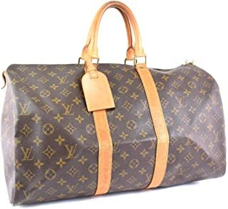 14fef4ab0a99 louis Vuitton Monogram Canvas Keepall 45