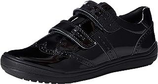Geox J Hadriel Girl G, School Uniform Shoe Fille