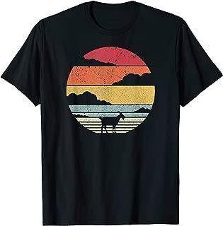 Goat Shirt. Retro Style T-Shirt