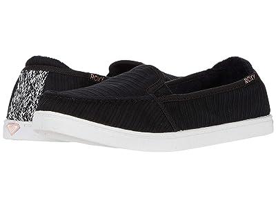 Roxy Minnow VII Slip-On Shoe (Black) Women