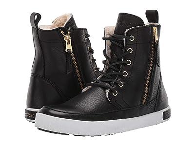 Blackstone High-Top Zip Boot CW96 (Black) Women
