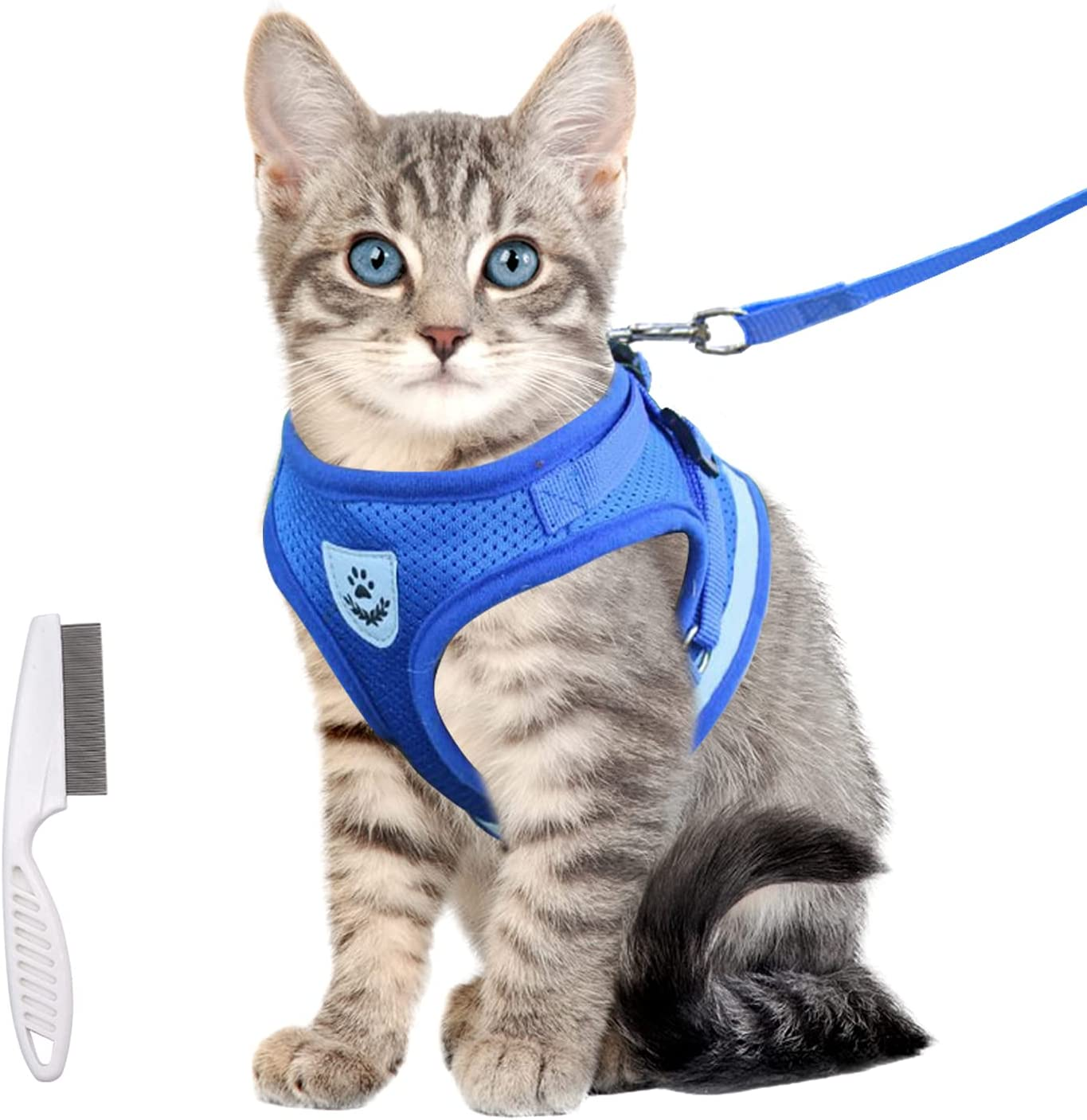 LABOTA Cat Harness and Leash Set Escape for Proof Soft Max 76% Discount is also underway OFF Walking