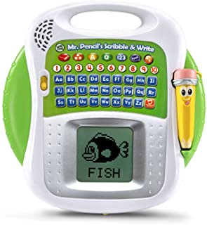 LeapFrog Mr. Pencil's Scribble and Write(Frustration Free Packaging), Green