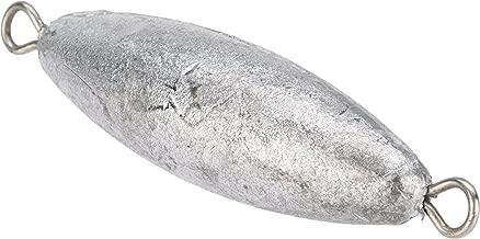 Evike - Battle Angler Double Ring Torpedo Lead Weight Sinker (Size: 6oz / Pack of 10)