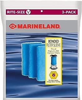 Marineland Bonded Filter Sleeve for Magnum 350 Canister Filter