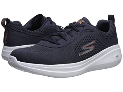 SKECHERS Go Run Fast (Navy) Men