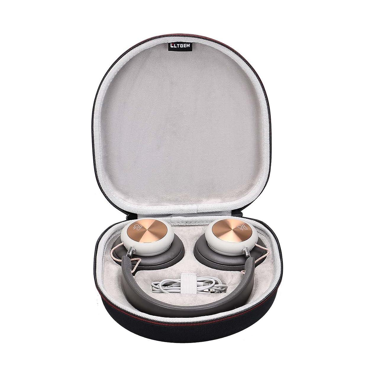 屋内大学不誠実ltgem Evaハードケース旅行保護用ストレージバッグfor B & O PLAY by Bang & Olufsen BeoPlay h4、h7、h8、h9ワイヤレスover-earヘッドフォン