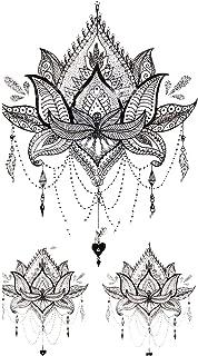 Children Cartoon Temporary Tattoo Sticker Men Gun AK47 Waterproof Fake Black Lines Flower Mountain Cute Tattoo Women Kids Planet,G7
