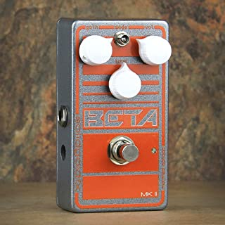 SolidGoldFX Beta MKII Bass Overdrive