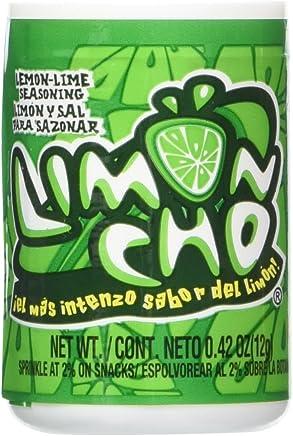 Limoncho Lemon - Lime Salt Mexican Candy (10 pc)