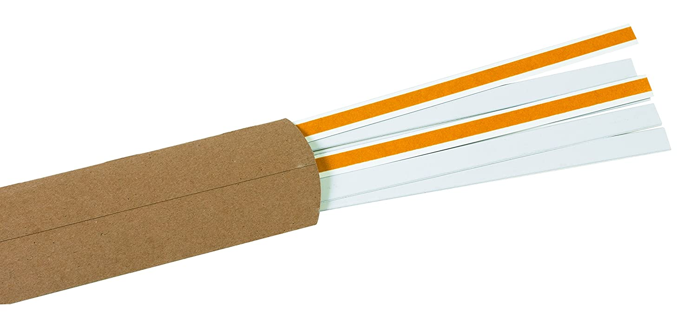 Boxes Special sale item Fast BFLH160 Slip-Strip Label Holder 4