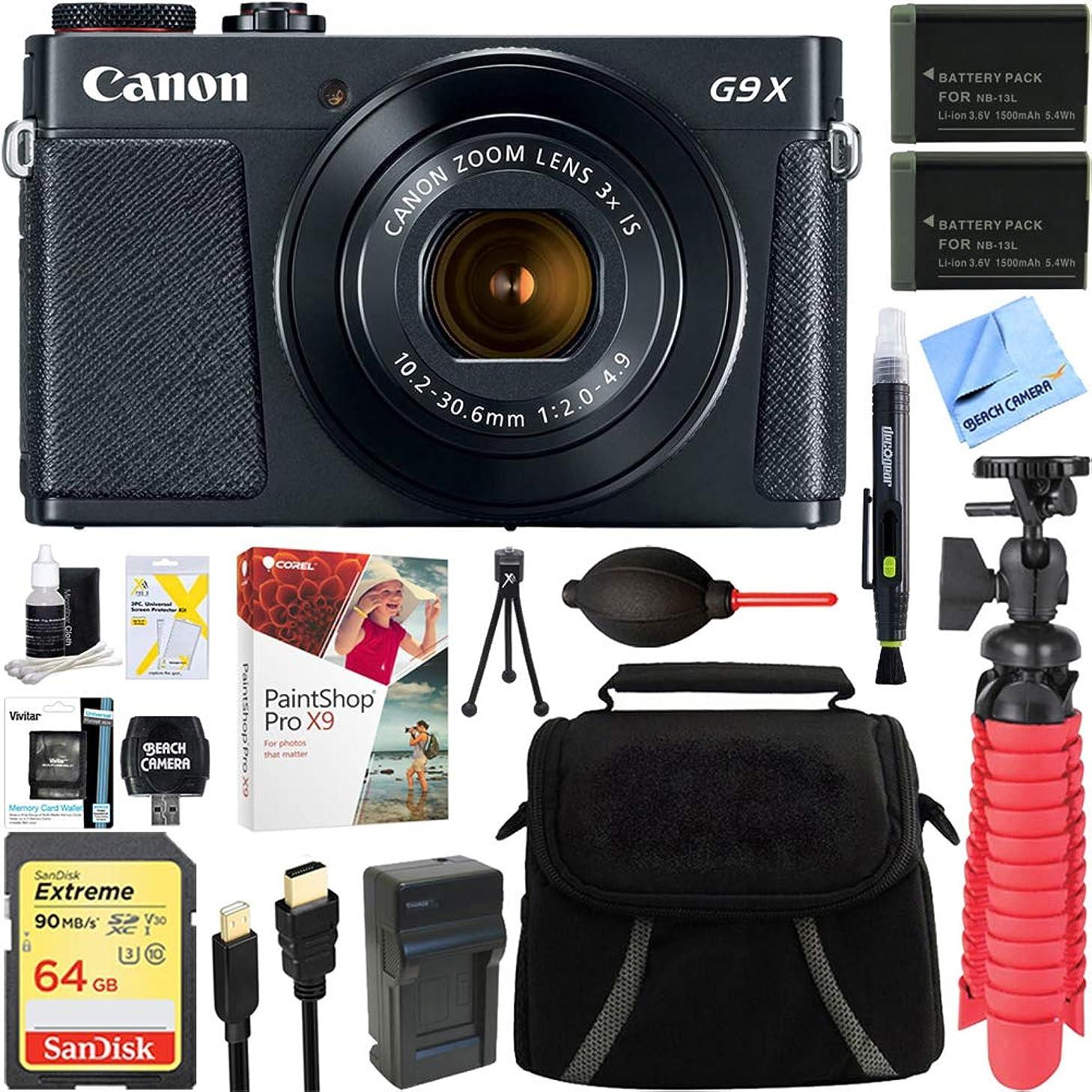 Canon PowerShot G9 X Mark II 1