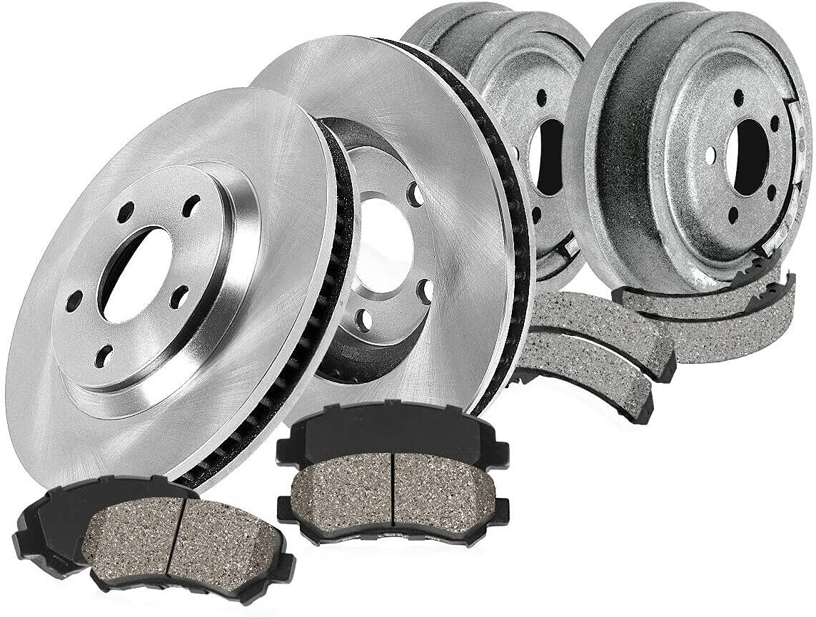 JUI Customized Front Brake Rotors Ceramic Outlet ☆ Free Shipping Drums Shoes Pads Rear Ranking TOP16