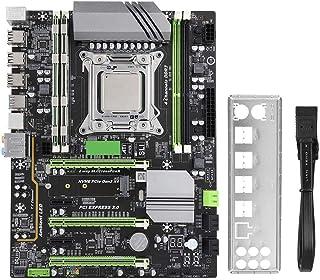 Placa base para computadora LGA 2011, CPU de 6 núcleos + 16G de memoria Conjunto de placa base DDR3 Cooling X79T, diseño de interfaz USB3.0 dual frontal y posterior, tarjeta de sonido con chip integra