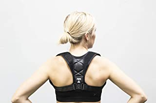 Trevor Hubby Performance - Posture Corrector - Adjustable and Comfortable Posture Corrector for Men and Women and Free EBook of The Top 5 Stretches for Posture