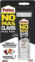 Pattex 2501910 Geen spijkers voor alle kristallen, montagelijm, bestand tegen extreme temperaturen, sterke lijm op natte o...