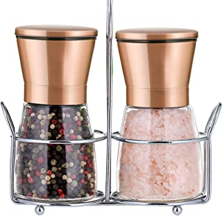 copper salt and pepper