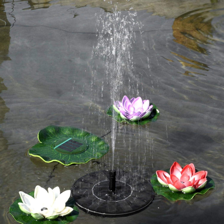 Pump Solar Panel Fountain Round Bath Max 70% 2021 new OFF Birds for Garden