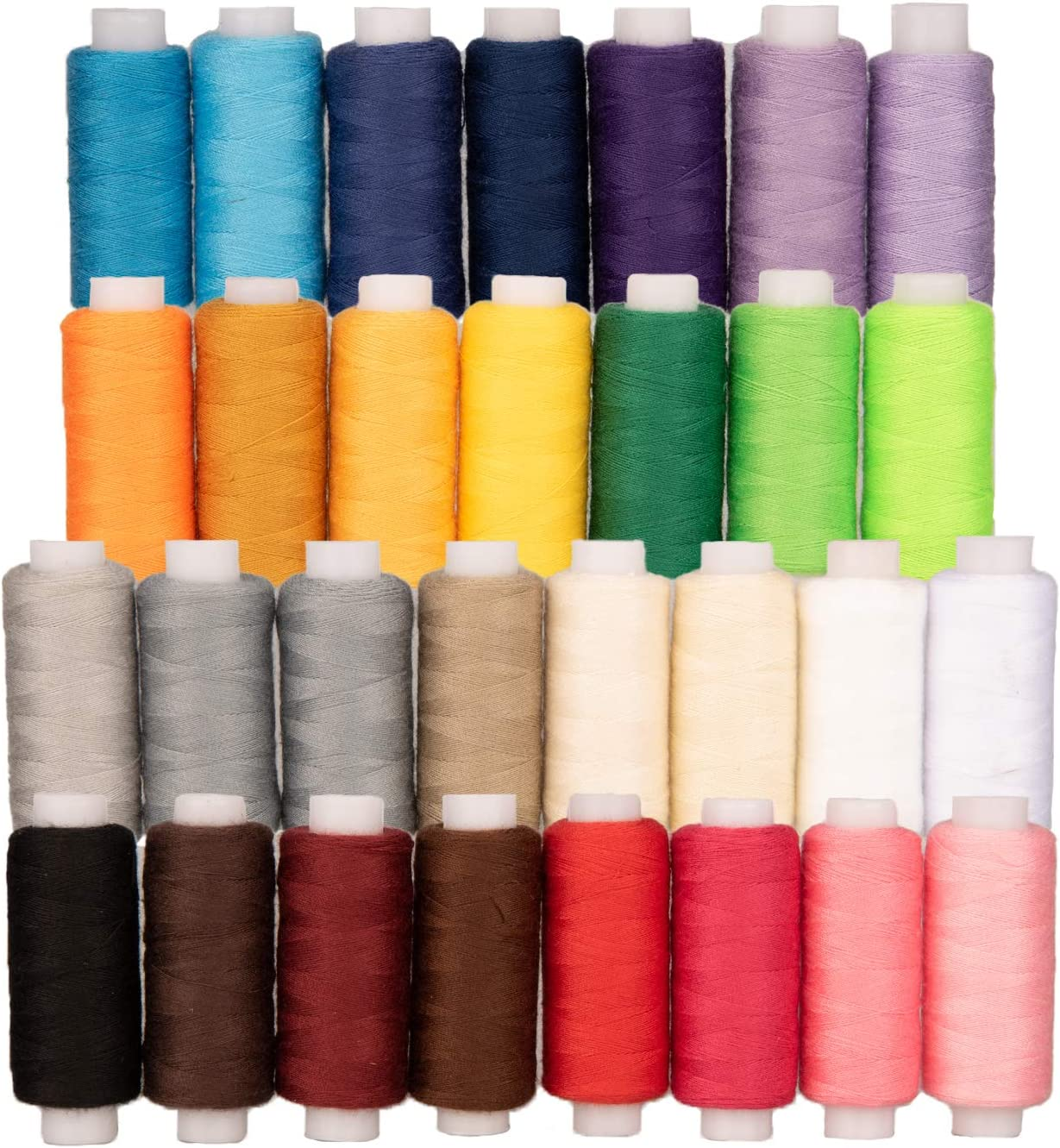 All Purpose Louisville-Jefferson County Mall Quilting Thread 30 Super intense SALE Spools Se Polyester Sewing